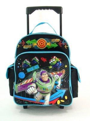 Small Score Buzz Lightyear Rolling Mochila - Small Toy Story Maleta con Ruedas: Amazon.es: Deportes y aire libre