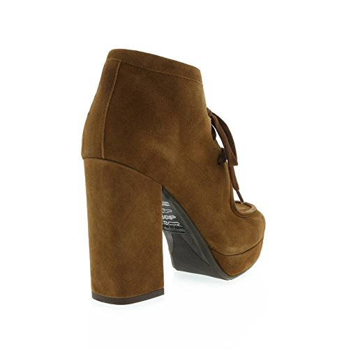 Amanda Gregory Bruin Platform Wallaby Brown