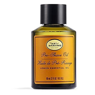 The Art of Shaving Pre-Shave Oil, Lemon, 2 fl. oz.