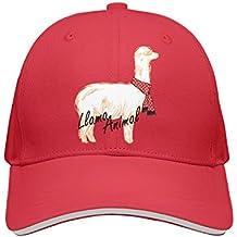 klkikewe Unisex Llama Animal Designer Baseball Hats Dad Caps