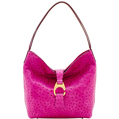 Bourke Dooney Bag Hobo And - Dooney & Bourke Derby Ostrich Hobo Shoulder Bag