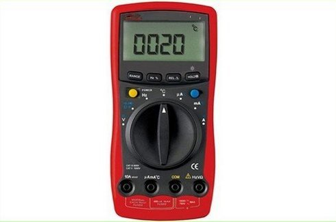 GOWE 10 pcs Modern Digital Multimeters B01GMGFREO