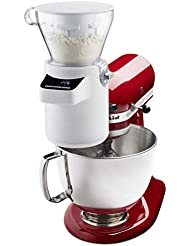 KitchenAid KSMSFTA Sifter + Scale Attachment 4 Cup