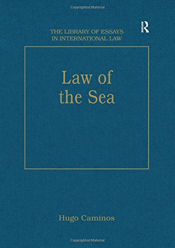 thesis on law of the sea Bouhedjila, ali (1996) the concept and regime of the exclusive economic zone  under the law of the sea convention and in state practice.