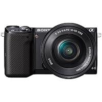 Sony NEX-5TL Mirrorless Digital Camera with 16-50mm Power Zoom Lens