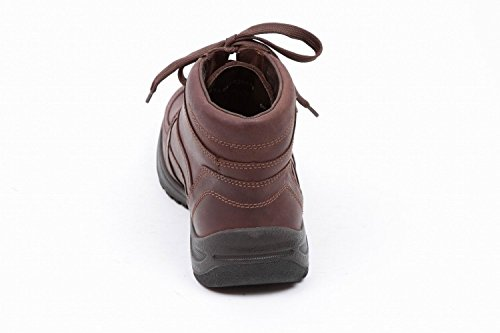 Men's Lace GT Brown Braun Dark Boots Casual Baltic Up XtUqxU