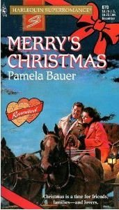 book cover of Merry\'s Christmas