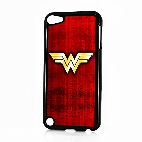 ( For iTouch 5 iPod Touch 5 ) Phone Case Back Cover - HOT3600 Wonder Woman Super Hero