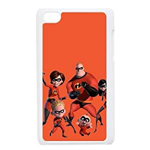 ipod touch 4 phone cases White The Incredibles cell phone cases Beautiful gifts YWTS0423426