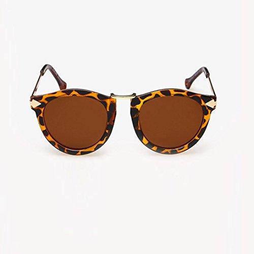 02 soleil de Glasses Été Vintage Color lunettes Unisex Retro Reaso Femmes Hommes Mode 6gSqp