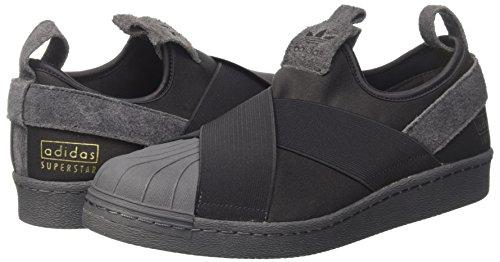 Adidas Hommes Gricin Noir Slipon Neguti Pour Baskets neguti Superstar qw1pSqz