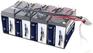 APC Smart-UPS XL 1400VA SU1400RMXL3U UPSBatteryCenter Compatible Replacement Battery Pack