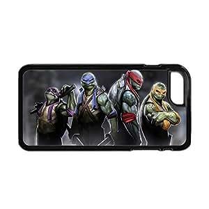 Generic Slim Back Phone Case For Girly Printing With Teenage Mutant Ninja Turtles For Iphone 6 4.7Inch Choose Design 4