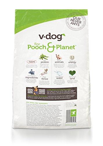 V-dog Kind Kibble Vegan Dry Dog Food