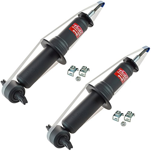 Truck Chevy Shocks (KYB Excel-G 341493 Front Shock Strut LH RH Pair for GMC Chevy Cadillac SUV Truck)