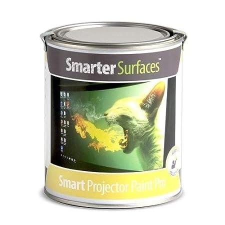 Pintura Proyector Smart Pro - Pintura de proyección 6 m2 Blanca ...