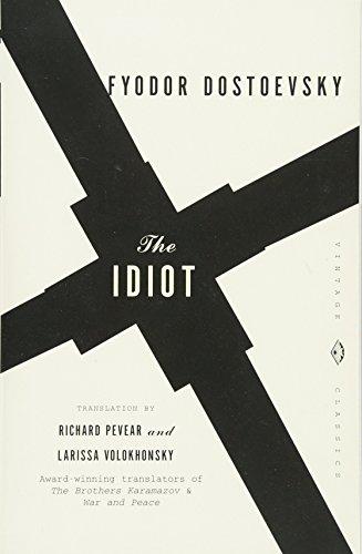 The Idiot (Vintage Classics)
