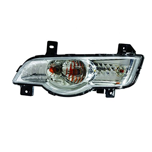 - Front Parking Turn Signal Directional Light Lamp Left LH for 09-12 Traverse