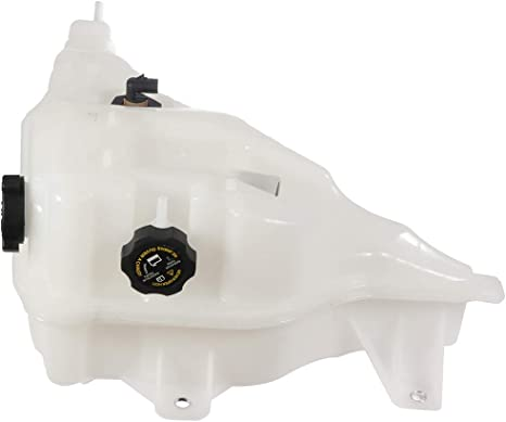 OCPTY Coolant Reservoir Bottle Coolant Overflow Tank Fits For 2014 Freightliner Cascadia 2008-2010 Freightliner Century Class 2010-2014 Freightliner Columbia A0533118000