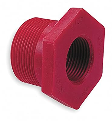 Reducer Bushing,3/4 x 1/2 In,MPT x FPT