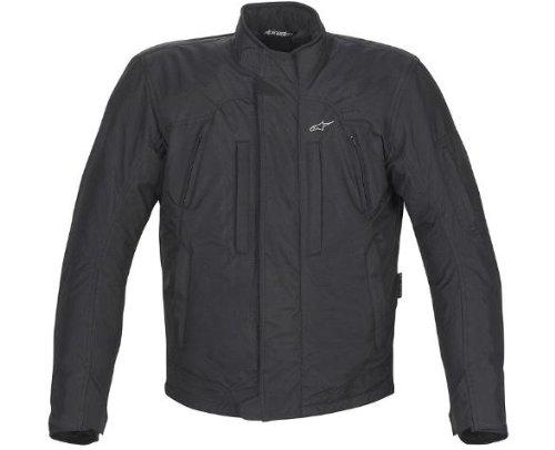 Alpinestars Royal Drystar Textile Jacket , Size: XL, Apparel Material: Leather, Primary Color: Black, Gender: Mens/Unisex, Distinct Name: Black 32083810XL