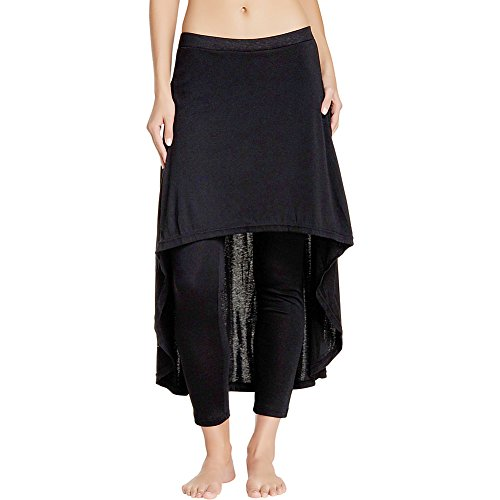 magid-cotton-extra-long-skirt-leggings-black-small-medium