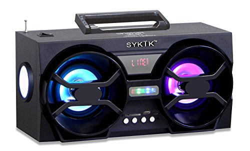 Sykik SP2091BT Bluetooth Boom Bo...