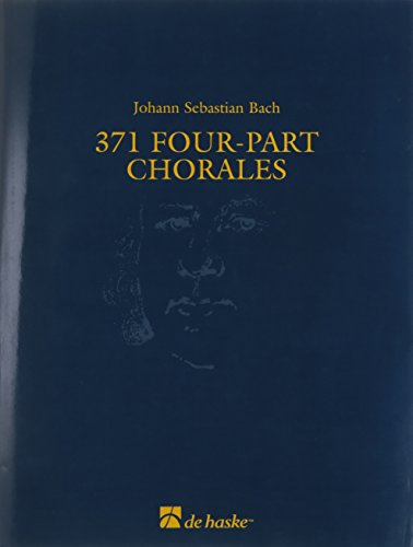 371 4-part Chorales (score) (De Haske Concert Band Full Set)