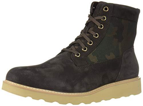 - Cole Haan Men's Nantucket Rugged Plain Boot Fashion, Dark Roast Nubuck, 10 M US