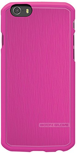 Body Glove Satin Case for iPhone 6 4.7-Inch - Retail Packaging - Raspberry