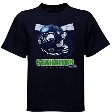 65f793034 Amazon.com   Outerstuff Seattle Seahawks Football Youth X-Large (18 ...