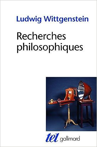 Lire en ligne Recherches philosophiques pdf, epub