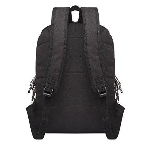 Kono ,  Daypack 1673 Black