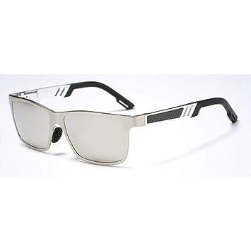 XCTYQ Gafas De Sol Gafas De Sol Cuadradas Polarizadas ...