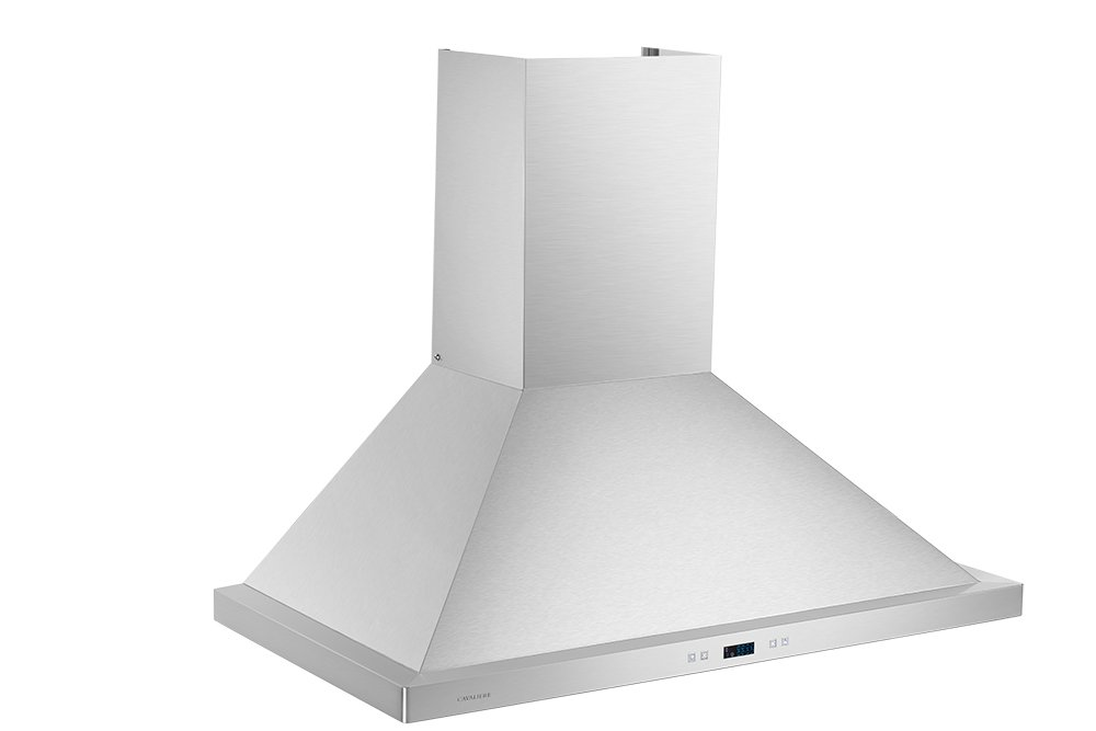 CAVALIERE 36'' Wall Mounted Stainless Steel Kitchen Range Hood 900 CFM SV218B2-36 by CAVALIERE (Image #4)