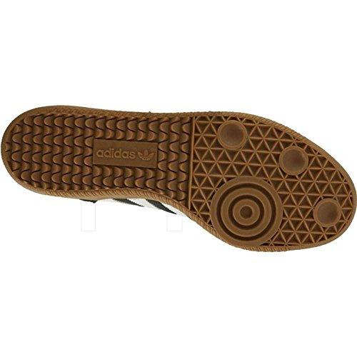 adidas Men's Leonero Skateboarding Shoes Dark Grey, White, Gum