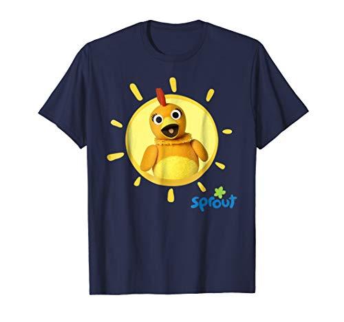 Chica Sunshine T-Shirt - Sunny Side Up