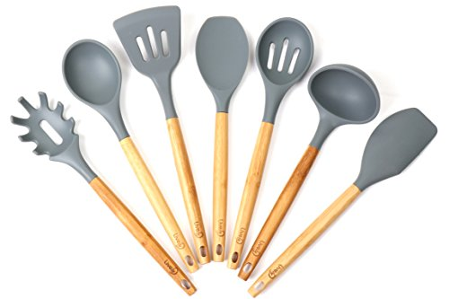 Lively Home Goods Silicone Utensils