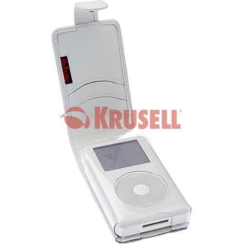 Krusell Music Handit Multidapt Leather Case for iPod 4G 40GB