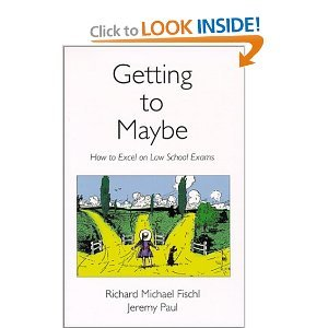 Getting To Maybe:(Carolina Academic Press; 1st edition),,by book's seller