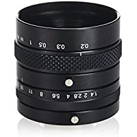 TAMRON USA M118FM16 / Tamron M118FM16 Megapixel Fixed-focal Industrial Lens (16mm)