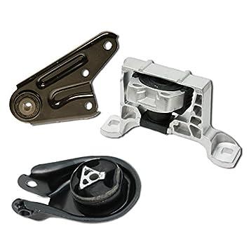 Amazon.com: ONNURI For 2004-2009 Mazda 3 w/o Turbo 2006-2010 Mazda 5 2.3L Motor Mount Set 3PCS : A4403, A4405, A4418 - K0989: Automotive
