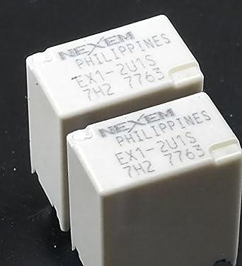 Amazon.com: NEC/Tokin TIPM Fuel Pump Relay Nexem, EX1-1F1J