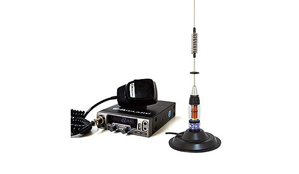 Midland Radio CB M10 ASQ Digital, 12V, 4W + Antena CB PNI ...