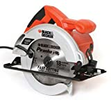 Black & Decker CS1500 Watt 185mm Wood Cutting Circular Saw