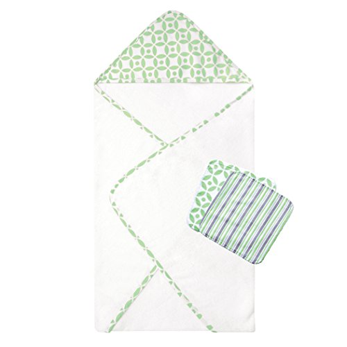 Trend Lab Lauren 3 Piece Bath Bundle Box Set