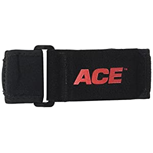 ACE Tennis Elbow Support, America's Most Trusted Brand of Braces and Supports, Money Back Satisfaction Guarantee