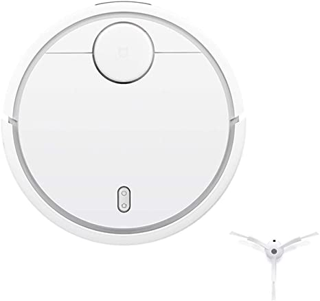 Xiaomi mi mijia inteligente Robot aspiradora Vacuum Cleaner control de aplicaciones Sweeper recarga automática silencioso limncopieza color bla: Amazon.es: Hogar