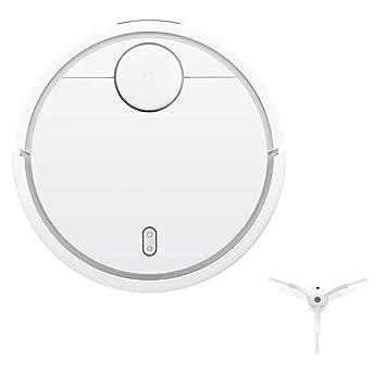 09c17fd4f8 Xiaomi mi Robot Vacuum Cleaner 1 Roborock Aspirateur Capteur de distance  laser plus propre Blanc