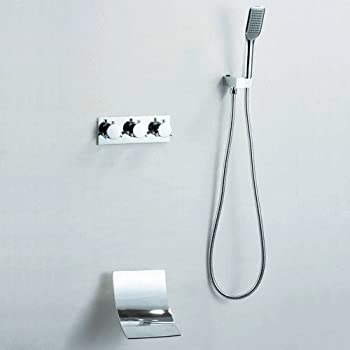 Kohler K 923 Cp Laminar Wall Or Ceiling Mount Bath Filler